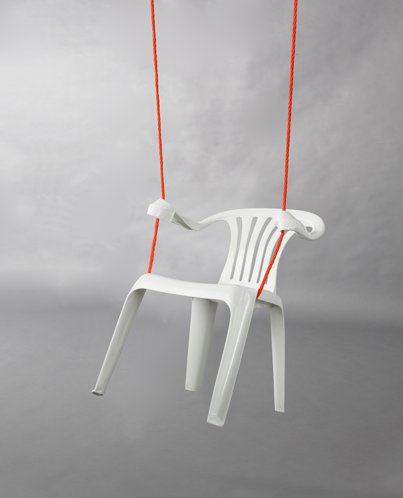 Rocking Chair Bert Loeschner